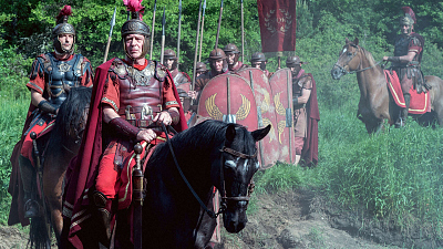 Eight Days that Made Rome - Crossing the Rubicon