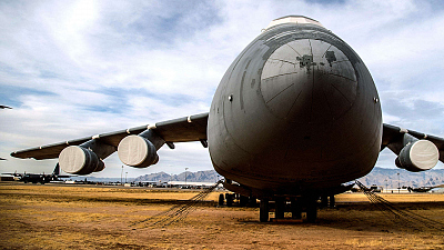 Inside Mighty Machines - C5 Galaxy