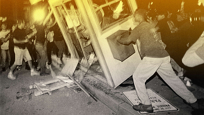 The Lost Tapes - LA Riots