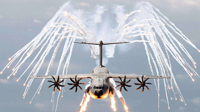 Mighty Planes - Airbus A400M