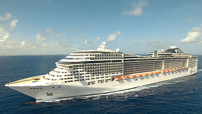 Mighty Cruise Ships - MSC Divina