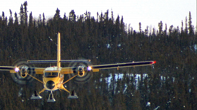 Mighty Planes - Twin Otter