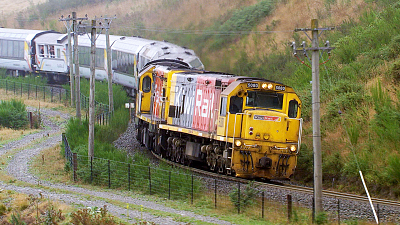 Mighty Trains - KiwiRail