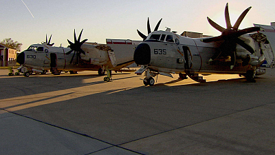 Mighty Planes - C-2A Greyhound