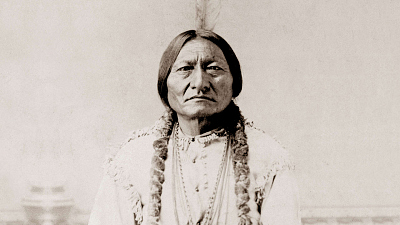 Mystery Files - Sitting Bull