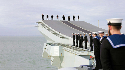 Rise of the Supercarrier'