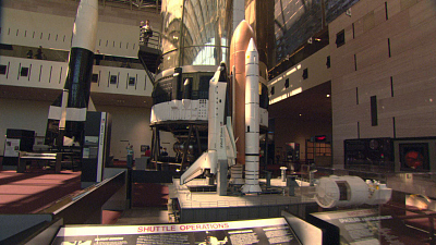 Smithsonian Spotlight - Space: The Last 50 Years