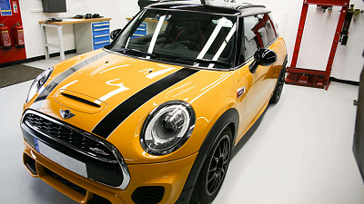 Supercar Superbuild - MINI