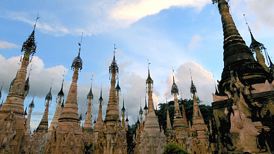 Wonders of Burma - Myths and Magic