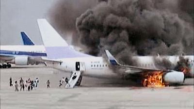 Terror in the Skies - Pilot Error