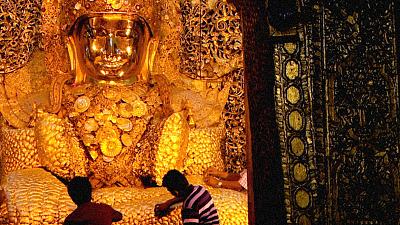 Wonders of Burma - Shrines of Gold