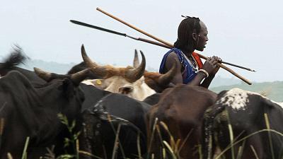 Nomads of the Serengeti - Cradle of Mankind