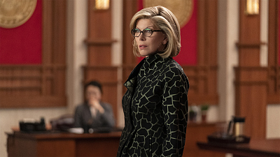 The Good Fight - The Gang Gets a Call From HR