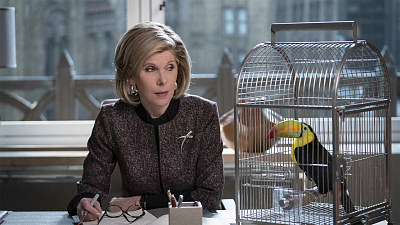 The Good Fight - The Gang is Satirized and Doesn't Like It