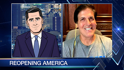 Tooning Out The News - 5/12/20 BIG NEWS (Mark Cuban)