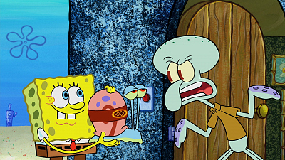 SpongeBob SquarePants - Chatterbox Gary/Don't Feed the Clowns