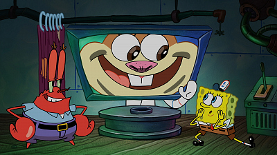 SpongeBob SquarePants - Krabby Patty Creature Feature/Teacher's Pests