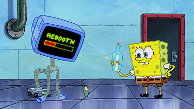 SpongeBob SquarePants - Spot Returns/The Check-Up