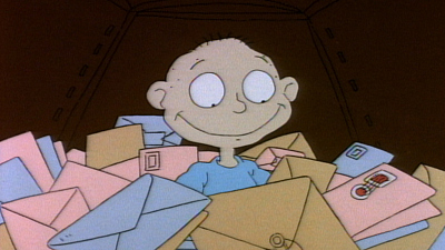 Rugrats - Real or Robots/Special Delivery
