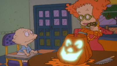 Rugrats - Candy Bar Creep Show/Monster in the Garage
