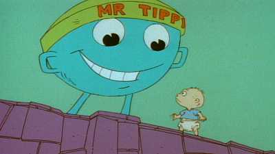 Rugrats - Weaning Tommy/Incident in Aisle 7