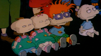 Rugrats - At The Movies/Slumber Party
