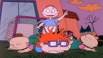 Rugrats - Ruthless Tommy/Moose Country