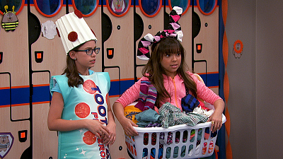 Game Shakers - Scared Tripless
