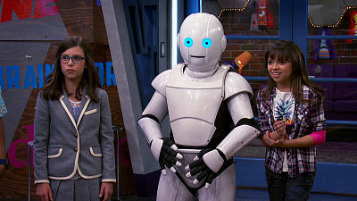 Game Shakers - MeGo The Freakish Robot