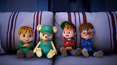 ALVINNN!!! and The Chipmunks - Talking Teddy/Principal Interest