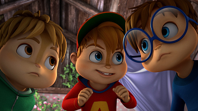 ALVINNN!!! and The Chipmunks - Sister Act/Lil' T