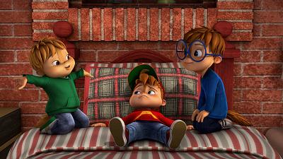 ALVINNN!!! and The Chipmunks - What A Gem/Family Spirit