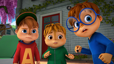 ALVINNN!!! and The Chipmunks - The App/Don Juan Theodoro