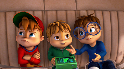 ALVINNN!!! and The Chipmunks - Good Luck Mr. Whiskers/Who's Your Daddy