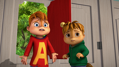 ALVINNN!!! and The Chipmunks - Mojo Missing/Who's The Animal
