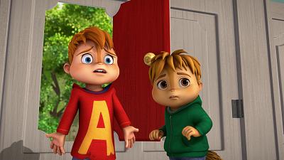ALVINNN!!! and The Chipmunks - Mojo Missing/Who's The Animal