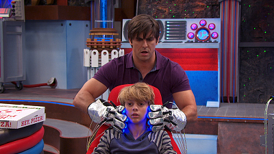 Henry Danger - Birthday Girl Down