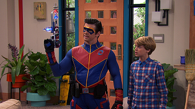 Henry Danger - The Space Rock