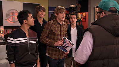 Big Time Rush - Big Time Crib