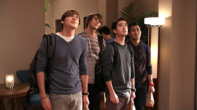 Big Time Rush - Big Time School of Rocque