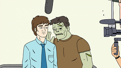 Ugly Americans - Trolling for Terror