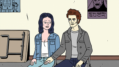 Ugly Americans - So, You Want to be a Vampire