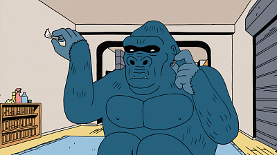 Ugly Americans - Kong of Queens