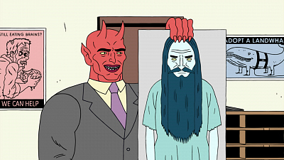 Ugly Americans - Kill...Mark, Kill