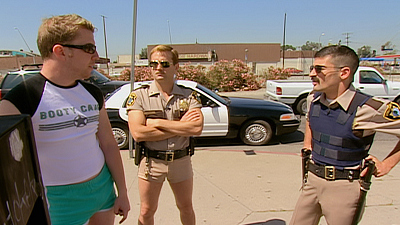 RENO 911! - Jones Gets Suspended