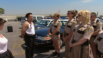RENO 911! - Terrorist Training Pt. 2