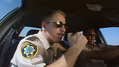RENO 911! - Burning Man Festival