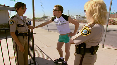 RENO 911! - Dangle's Moving Day