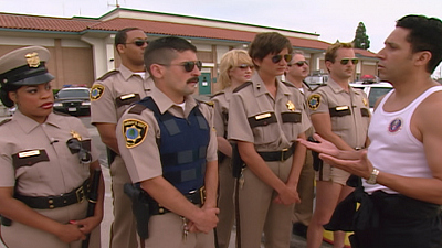 RENO 911! - Terrorist Training Pt. 1