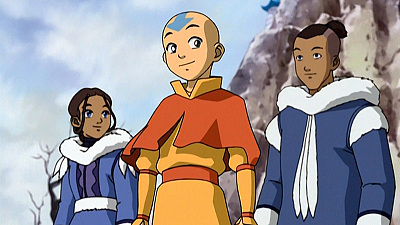 Avatar: The Last Airbender - The Southern Air Temple